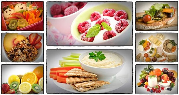 Healthy Snack Ideas For Kids And Adults