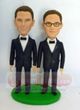 Custom Gay Wedding cake toppers