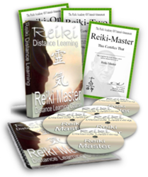 reiki master distance learning course review