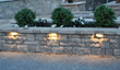 iluma Hardscape Retrofit Lighting System Enables Quick & Easy Installations with Existing Hardscape Applications