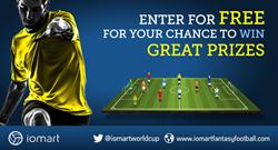 iomart World Cup Fantasy Football League