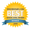 SeniorHomes.com Announces 2014 Best Senior Living Awards Winners