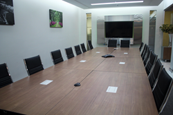 Meeting Room A at Jay Suites 34th Street