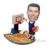Male basketball player bobblehead