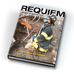 Gary Suson's 9/11 Book (Barnes & Noble Publishing) Requiem: Images of Ground Zero