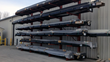 LCI's Howe Plant produces custom steel shipping racks, stationary racks, toter trailers, skid and drag frames, modular carriers and similar products, and is ready to take new orders.
