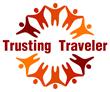 Author's Trusting Traveler Logo