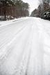 Snowstorm - Atlanta, GA (iStockphoto)