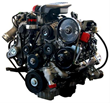 Pacific Performance Engineering Dual Fueler Kit on GM Duramax Diesel Engine