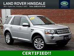Land Rover Hinsdale Top Certified Pre Owned Vehicles