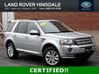 Bill Jacobs Land Rover Hinsdale Named Top CPO Land Rover Volume...