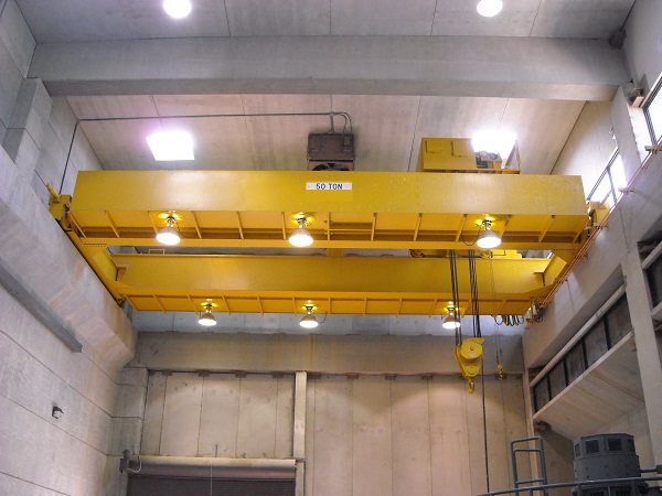 Overhead Crane Laws : A dangerous belief surrounding the use of an overhead