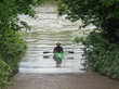 Former British Army Officer Will Kayak 400 Miles, Paddling the Entire...