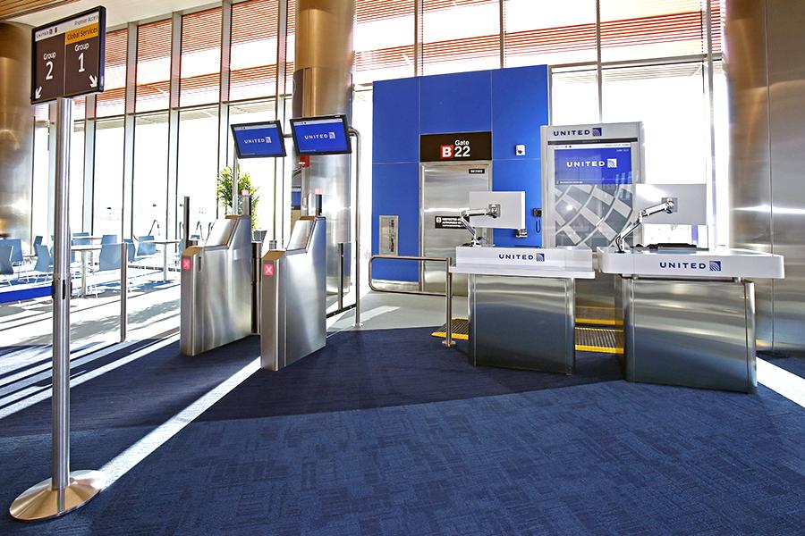 Kaba Self Boarding Gates Help Improve Travel Experience