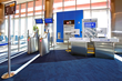 Kaba Self-Boarding Gates - United - Boston Logan