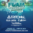 Find Tickets for Foam Wonderland at Things That Glow