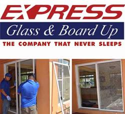 Ft. Lauderdale Sliding Glass Door Repair Service Enhancements Announced by Express Glass Repair & Board Up