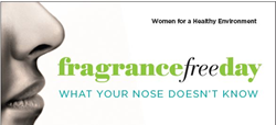 Fragrance free day
