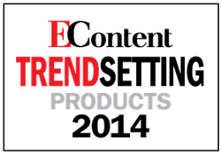 eContent Magazine Trendsetting Products 2014