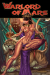 Cover Illustration for Warlord of Mars by J. Scott Campbell