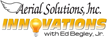 Aerial Solutions, Inc. to be Featured on Innovations with Ed Begley Jr