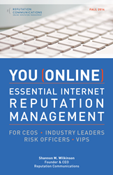Online reputation management guidebook