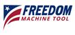 Freedom Machine Tool Logo - FreedomCNC.com