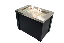 Providence Gas Fire Pit Table