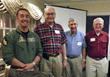 Navy Pilot Shares Update with Veterans