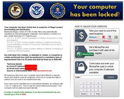 Crypto-variant Kovter ransomware