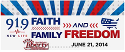 Liberty Buick GMC - Faith Family and Friends Concert 2014