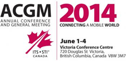 ITS Canada's 2014 Annual Conference and General Meeting