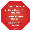 "New Materials for Building Self-Esteem: ""The STOP Sign"""