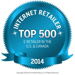 Lamps Plus Earns Top 10 and Top 500 Honors in Annual Survey from Internet Retailer Magazine