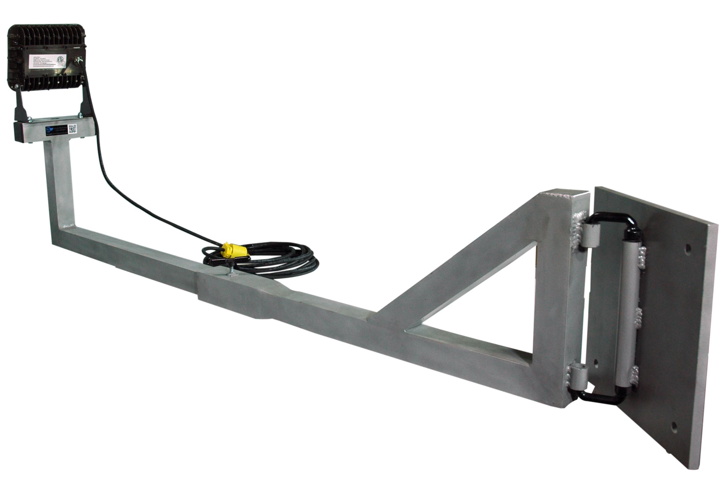 Larson Electronics Releases A 60 Watt Led Work Area Dock