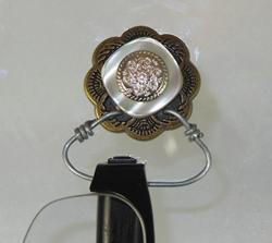 Italian Vintage Magnetic Eyeglass Holder