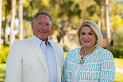 Four Seasons Wealth Management Principals, Stephen H. Wedel, CFP®, CFS and Marney Skinner, AAMS