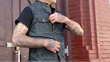 Clutch Monkey Dig Motorcycle Vest