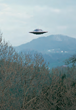 Newly digitized 35mm UFO photo taken by Billy Meier in 1975