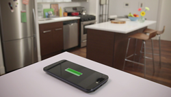 LG TechTop Wireless Charging Surface