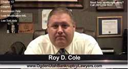 Chapter 7 Bankruptcy Attorney - Ogden UT - Law Office of Roy D Cole