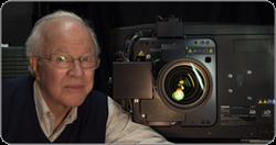 World's first exploratory film UFOTOG in 3D 4K DLP® at true 120 fps using Christie's Mirage 4K projector.