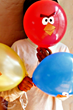 Angry Bird balloon games