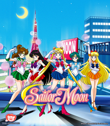 VIZ Media acquires complete SAILOR MOON anime series; watch episodes 1-4 now on Hulu!