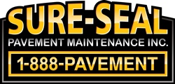 Sure-Seal Pavement Maintenance
