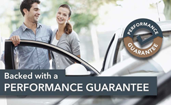 Industry's only telematics provider with a performance guarantee
