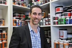 Nutricap Labs' CEO Jonathan Greenhut