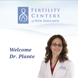FCNE Welcomes Board-Certified Reproductive Endocrinologist Dr. Plante