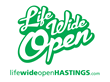 """Hastings Unveils """"Life Wide Open"""" as New City Brand"""