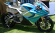 Lightning Electric Superbike LS-218- Post Quail Direction